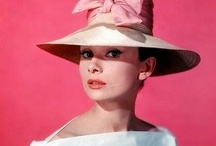 Audrey / I love Audrey Hepburn. She was a beautiful, talented, and inspiring woman. One of the best role models there could be. / by Aubrey Yorko