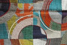 Stitching: Quilts / by Trudie Bamford