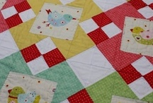 quilting / by Jeffre Allred Ryan