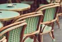 Cafes / by Rachel Follett