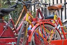 Bicycles around the world / by ClassicVacationRental.com