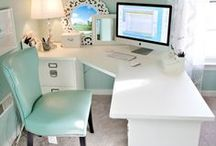 Office Space / by Pam Feather-Estrada