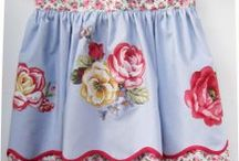 Aprons / by Pam Feather-Estrada