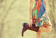 Fashion / by Jennifer Harp-Douris