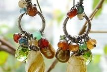 Earrings / by Jennifer Harp-Douris