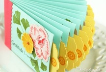 Papercrafts - mini albums / by Missy Campbell