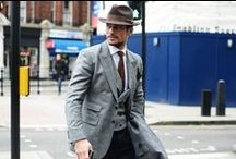 Men's Style / by Jeremy Mangen
