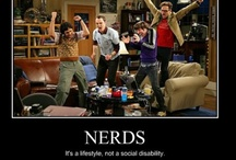 The Nerd in Me / This is for the nerdy side that is only shown to a select group of people...enjoy. / by Cassie Seaman