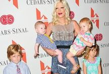 Tori&Dean  / tori Spelling-Wife, Mother, Celebrity, Designer, Party Planner, Friend, Daughter, Actress, Famous, Creative, My Hero / by Shauny Thoreson
