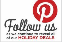 Deal Reveal / Check back with us daily to see new and exciting deals of the holiday season! / by Weaving Today