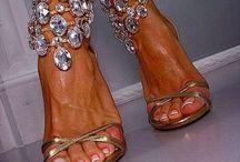 Shoe Porn / Shoes, shoes... Beautiful shoes! I need a bigger budget and a bigger closet.  / by Elizabeth Acklin