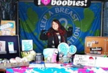 Traveling Education Booth / by Keep A Breast Foundation