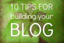 Blogging / by Bonnie Way