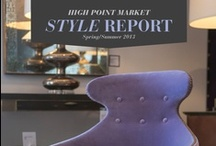Spring/Summer 2013 Style Report #hpmkt / by High Point Market