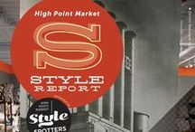 Winter 2014-2015 Style Report / Fall 2014 High Point Market Style Report / by High Point Market
