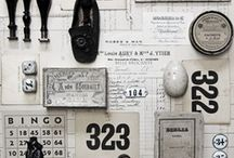 Paper and Typography / by Chloe Neill