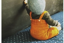 children's clothes / by Nina van de Goor