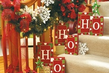 Christmas / by Andrea Hunt