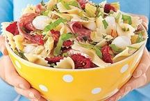 ~Pasta Salads~ / by Lisa Kenninger Fischer