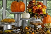 Thanksgiving/Fall / by Andrea Hunt