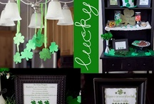 St. Patty's Day / by Andrea Hunt