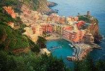 Italy/Greece Vay-cay 2014 / by Ashly Olivier