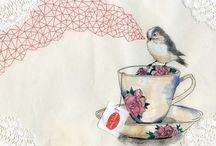 Put a bird on it! / by Misty Granade