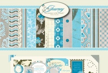 Journey Collection / by Authentique Paper