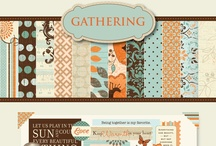 Gathering Collection / by Authentique Paper