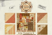 Thankful Collection / by Authentique Paper