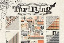 Thrilling Collection / by Authentique Paper