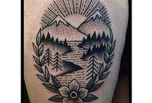 Tattoos / Tattoos  / by Ashley Files