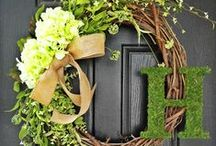 Door Decor and More / by Sabrina Berry