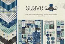Suave Collection / by Authentique Paper