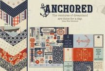 Anchored Collection / by Authentique Paper