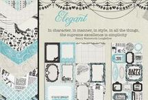 Classique: Elegant Collection / by Authentique Paper