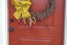 wreaths / by Alyssa Adams
