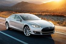Model S / by Tesla Motors