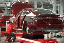Inside Tesla / by Tesla Motors