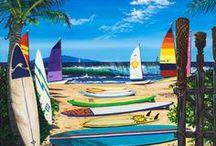 Sun * Surf * Summer / by Linda Azevedo