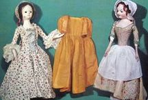 Dolls - Early Wooden / by Jacki Poulson