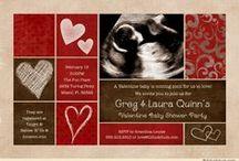Valentine Party Invitations & Ideas / Cute Valentine Party Invitations & Birthday Ideas for heart filled fun! / by LilDuckDuck