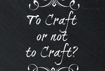 Craft Ideas / I'm crafty! / by Danica San Juan