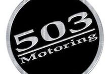About Us / Logos and media throughout the years.  To see more of what we do follow our daily lives on Facebook and Twitter by searching for 503 Motoring. / by 503 Motoring