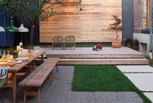 future backyard / by fritts rosenow