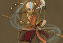 Avatar the Last Airbender / If you don't adore this show you are crazy! / by Ember Kiselley