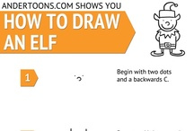 How To Draw a Cartoon Elf / by Andertoons