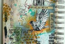 Art Journaling / by Amy Maurer