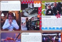 Scrapbooking - Project Life Inspiration  / by Manon van den Arend