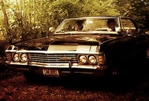 rockin cars / LOVE THE CLASSICS, ESPECIALLY THE 67 IMPALA KNOWN AS BABY! / by Mary Bober